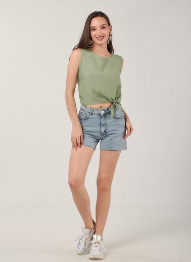 Coral Bluz Yeşil